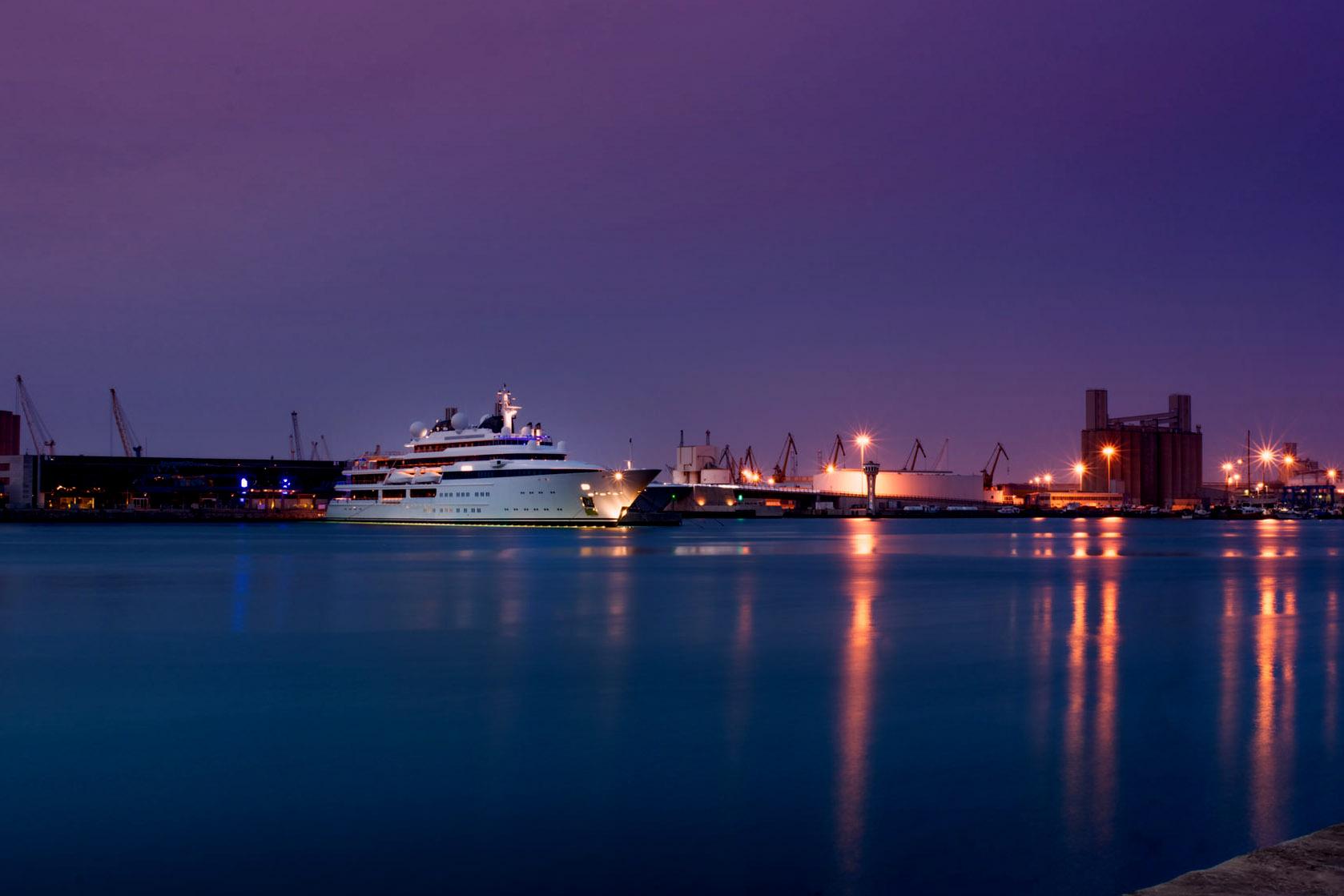 Alquiler de yates puerto Tarragona